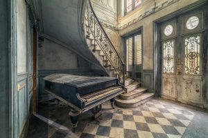 Lost Places: Piano